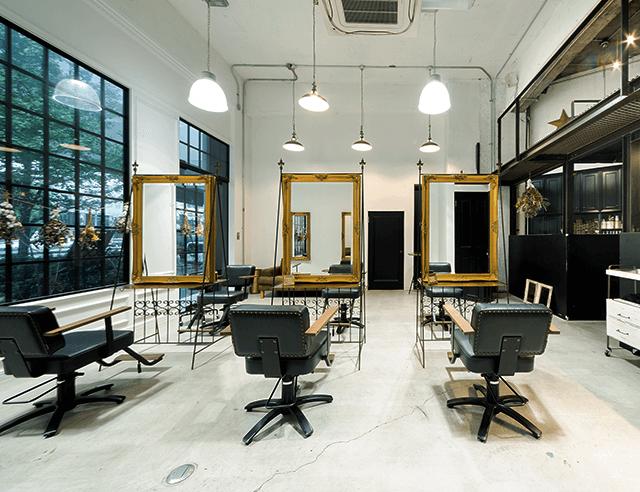 横浜の美容室・ヘアサロン「asti ritme」